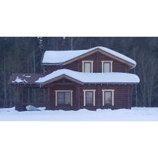 дом без украшения